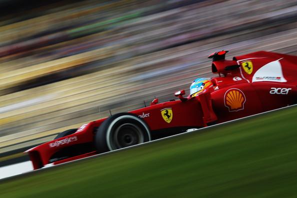 Ferrari names new 2013 car F138