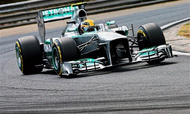 F1: Hamilton wins the Hungarian GP
